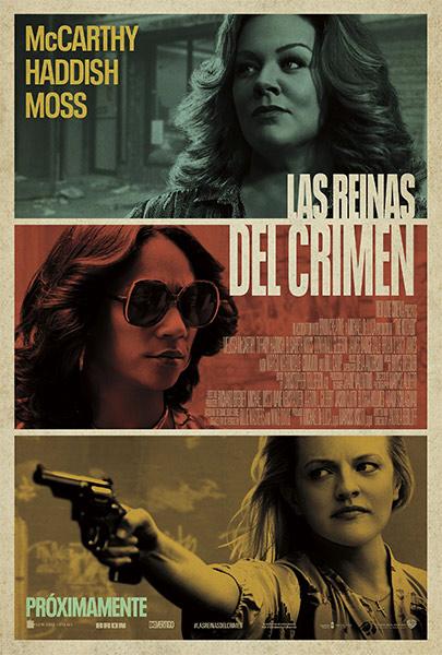 Ver Película Las reinas del crimen (2019)