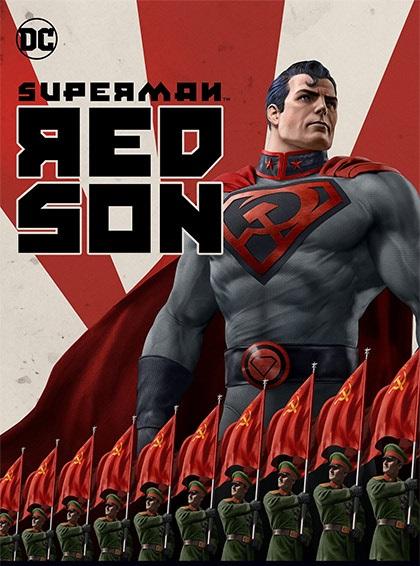 Ver Película Superman: Hijo Rojo (2020)