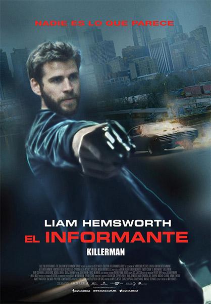 Ver Película El informante (2019)