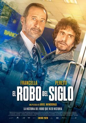 Ver Película El robo del siglo (2020)