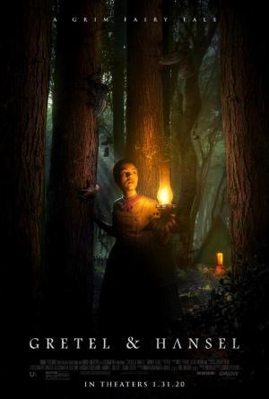 Ver Película Gretel y Hansel: Un siniestro cuento de hadas (2020)