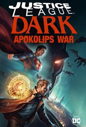 Ver Película Liga de la Justicia Oscura: Guerra Apokolips (2020)