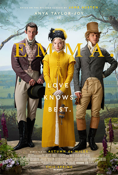 Ver Película Emma. (2020)
