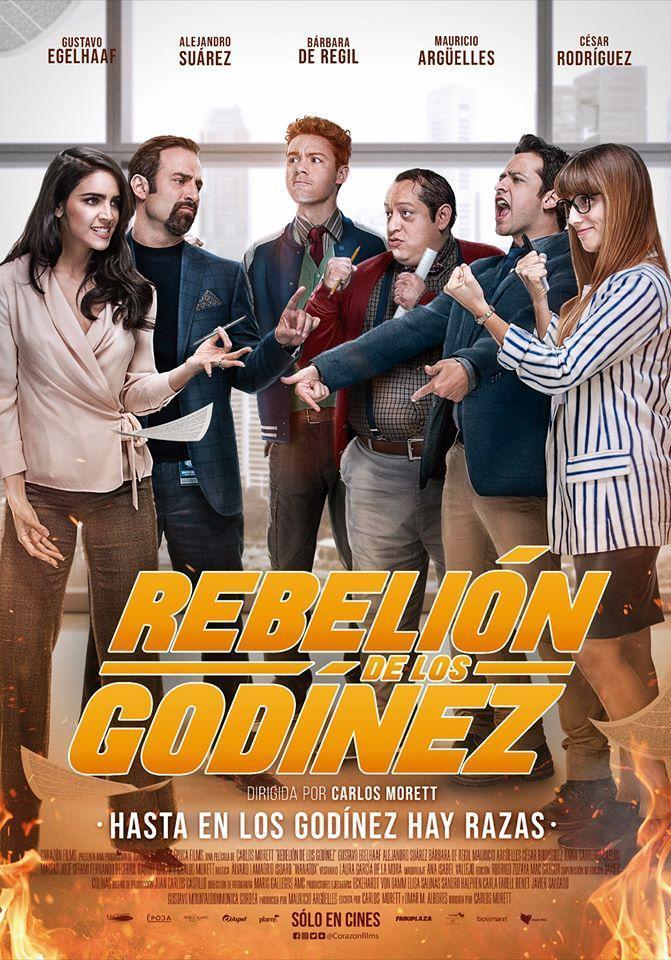 Ver Película Rebelión de los Godinez (2020)