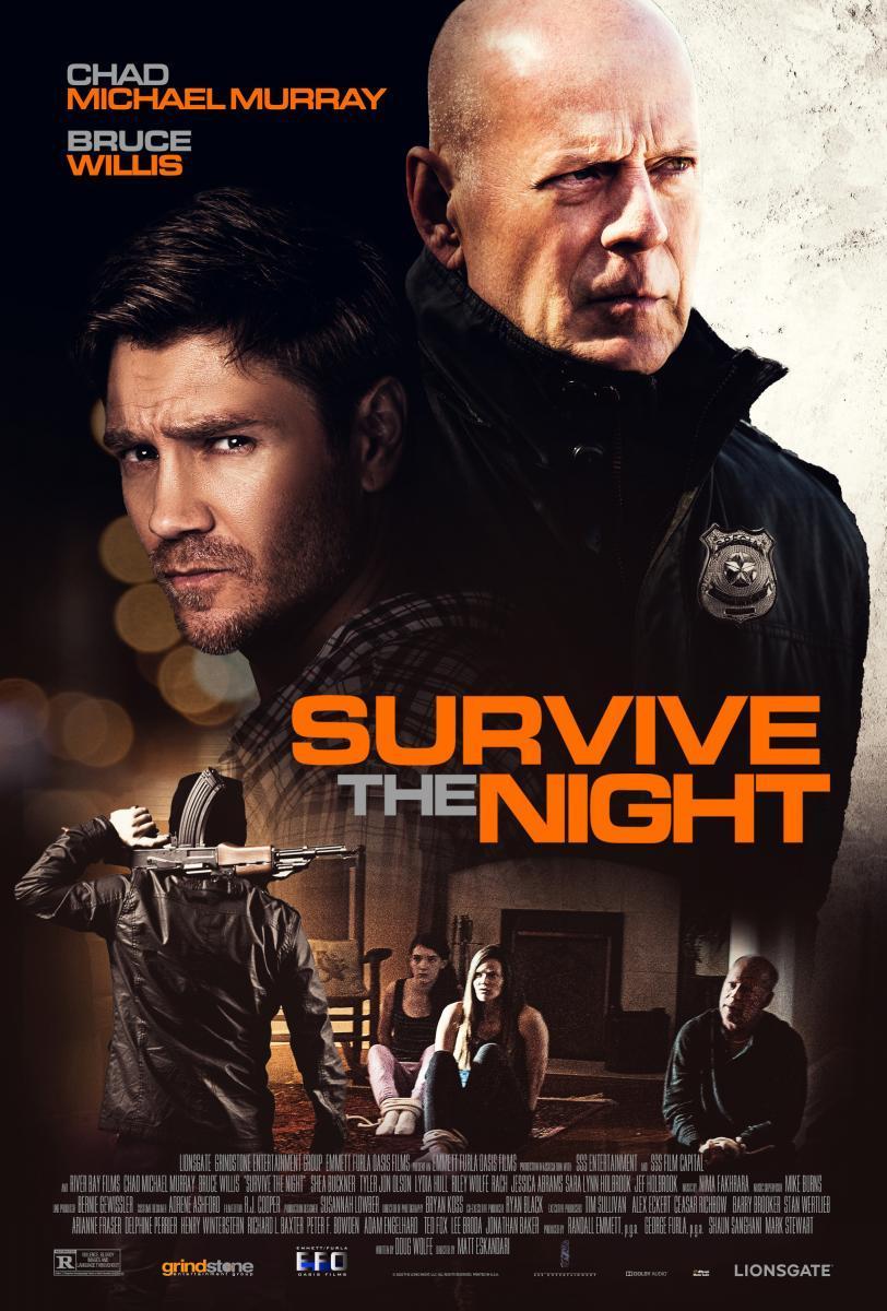 Ver Película Sobrevive la noche (2020)