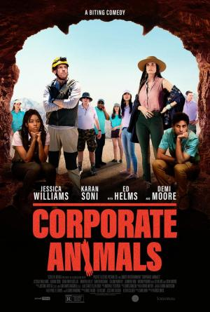 Ver Película Corporate Animals (2019)