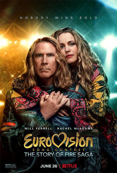 Festival de la Cancion de Eurovisión: La historia de Fire Saga