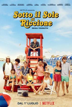 Ver Película Bajo el sol de Riccione (2020)
