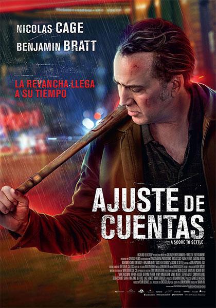 Ver Película Ajuste de cuentas (2019)