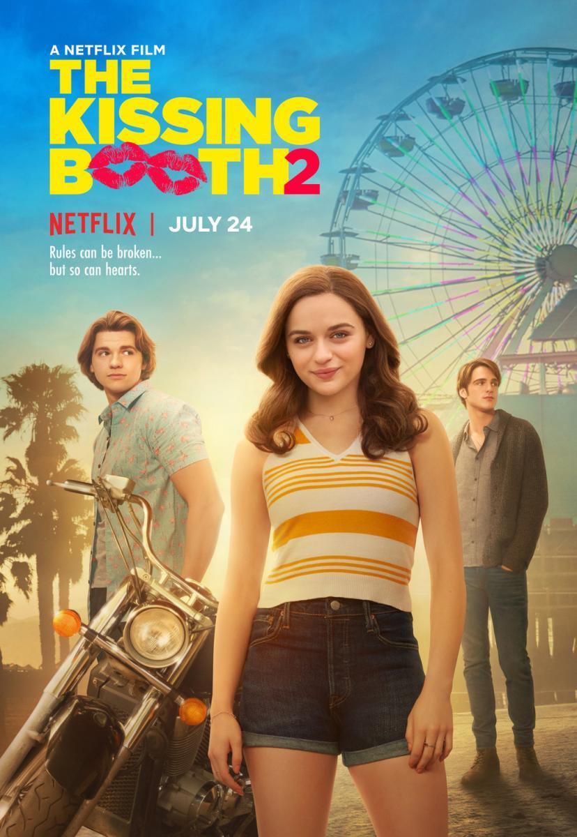 Ver Película El stand de los besos 2 (2020)