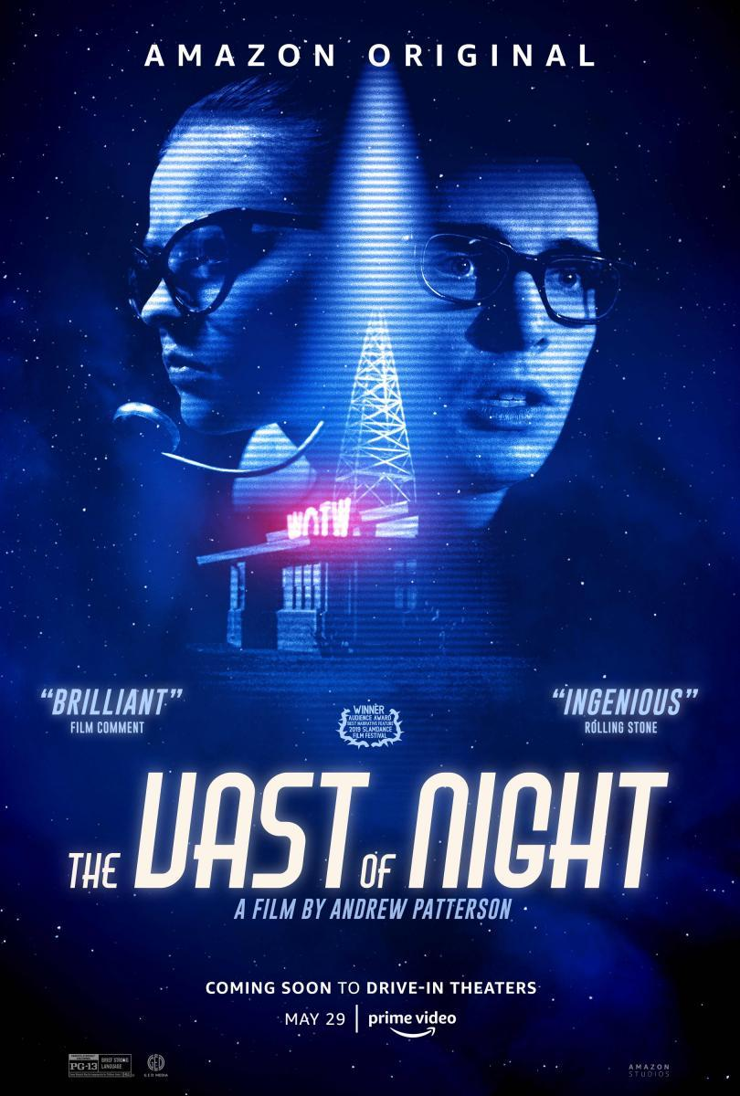 Ver Película The Vast of Night (2019)