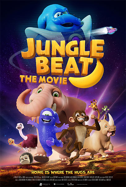 Ver Película Jungle Beat: The Movie (2020)