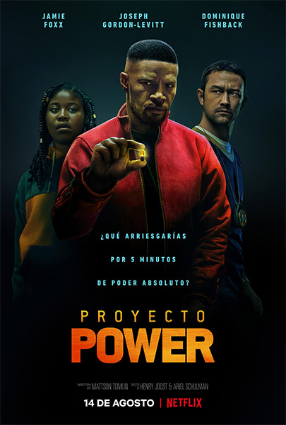 Ver Película Proyecto Power (2020)