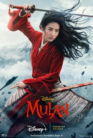 Ver Película Mulan (2020)
