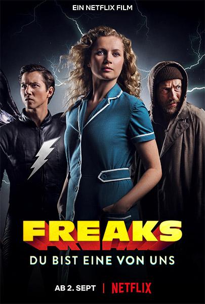 Ver Película Freaks: Eres de los nuestros (2020)