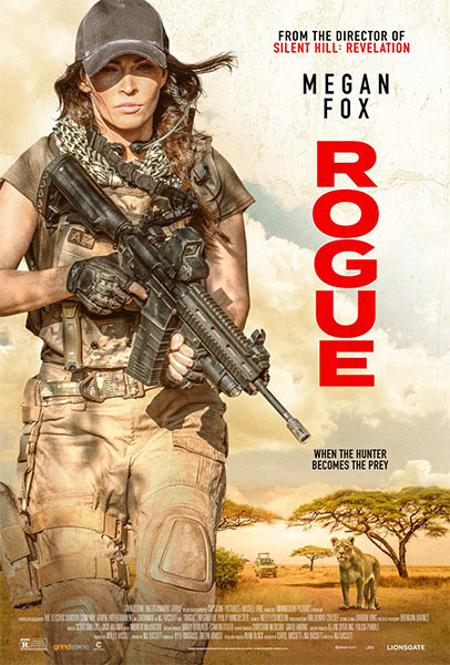 Ver Película Rogue (2020)