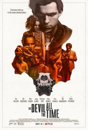 Ver Película El diablo a todas horas (2020)