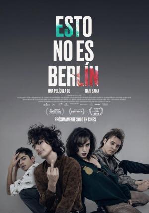 Ver Película Esto no es Berlín (2019)