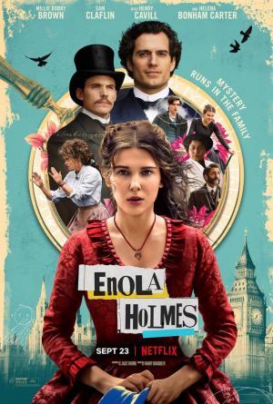 Ver Pelicula Enola Holmes (2020)