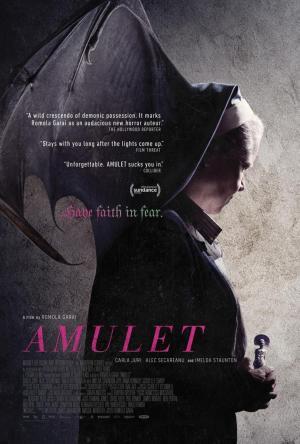 Ver Película Amuleto (2020)