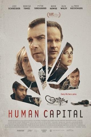 Ver Película Capital humano (2019)