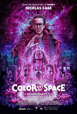 Ver Película Color Out of Space (2019)