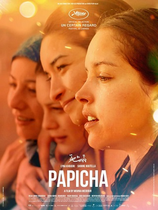 Ver Película Papicha: Niña hermosa (2020)