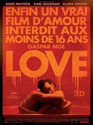 Ver Película Love: Amor en 3D (2015)