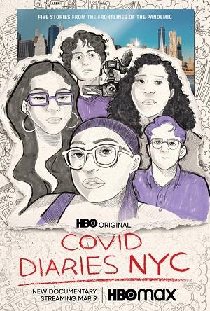 Ver Película Diarios del Covid, NYC (2021)