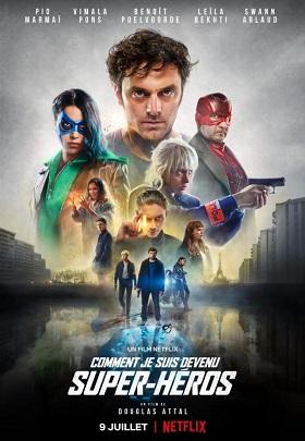 Ver Película Cómo me convertí en superhéroe (2020)