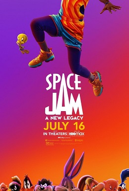Space Jam 2: Nuevas Leyendas