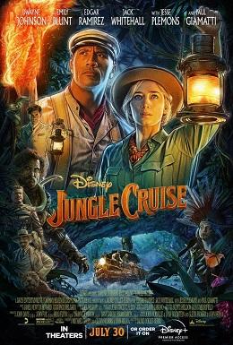 Jungle Cruise: Bienvenidos a bordo