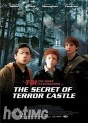 Los Tres Investigadores En El Secreto Del Castillo Del Terror