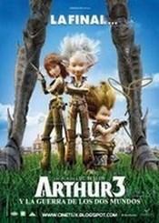 Arthur y los Minimoys 3: La Guerra de los Mundos