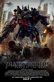 Transformers 3 : El Lado Oscuro de la Luna