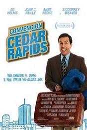 Convencion en Cedar Rapids
