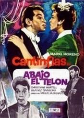 Cantinflas Abajo el Telon