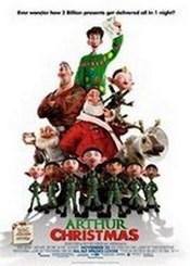 Ver Película Arthur Christmas: Operacion Regalo (2011)