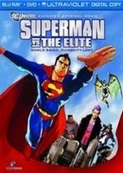 Ver Película Superman vs. La Elite HD (2012)