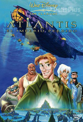 Ver Película Atlantis: El imperio perdido (2001)