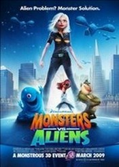 Ver Película Monstruos vs Aliens (2009)