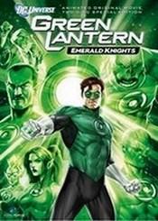 Ver Película Green Lantern: Caballeros Esmeralda (2011)
