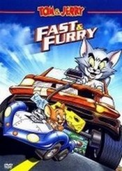 Ver Película Tom y Jerry en la super carrera (2005)