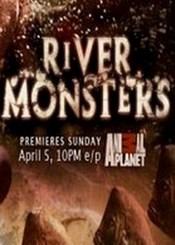Monstruos de Rio - Piraña