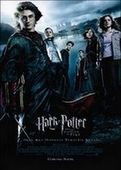 Harry Potter 4  Harry Potter y el Caliz de Fuego Pelicula