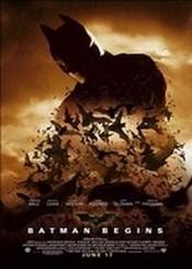 Ver Película Batman Inicia  Online (2005)