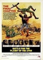 Ver Película Batalla por el planeta de los simios (1973)