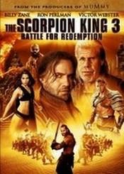 El Rey Escorpion 3: La Batalla por la Redencion