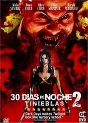 Ver Película 30 dias de oscuridad 2 (2010)