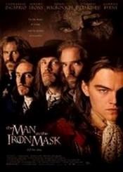 Ver Película El hombre de la mascara de hierro (1998)